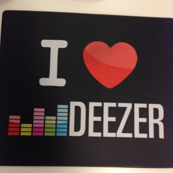I <3 deezer